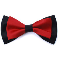 Tok Tok Designs Pre-Tied Bow Tie for Men & Teenagers (B22)