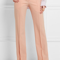 Chloé - Stretch-wool flared pants