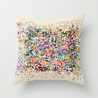 sth changes Throw Pillow by SpinL