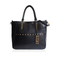 The Chapel Tote bag by LYDC in Black