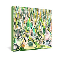 Lisa Argyropoulos Tempest Gallery Wrapped Canvas