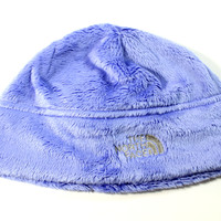 The North Face Girl's Denali Thermal Dynasty Blue Beanie Hat