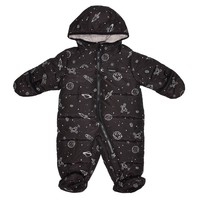 Baby Boys Plaid Pram with Hood (3-9m) 311595863