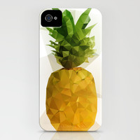Pineapple iPhone & iPod Case by Three Of The Possessed | Society6