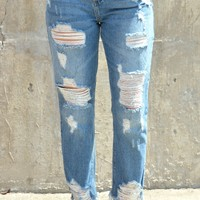 Living Life Jeans
