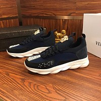 Versace Chain Reaction Sneakers #7