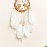 Tree of Life Wood Plaque Wall Hanging