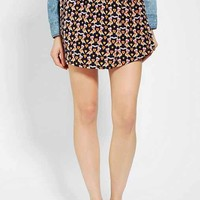 Cooperative Soft Woven Circle Skirt-