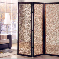 "Screen Gems Kawaii Screen 72"" Room Divider"