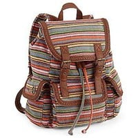Olsenboye? Stripe Backpack : jcpenney