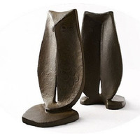 Global Views Owl Bookends