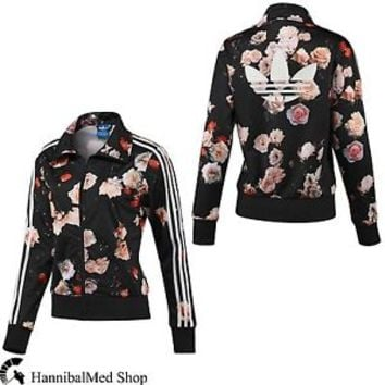 adidas rose track top