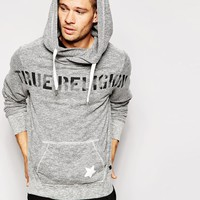 True Religion Hoodie with Star Print