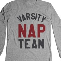 Heather Grey T-Shirt | Funny Nap Shirts