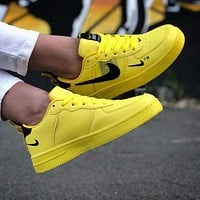 NIKE AIR FORCE 1 DUMR Couple fashion shoes