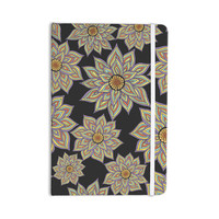 """Pom Graphic Design """"Floral Dance in the Dark"""" Everything Notebook"""