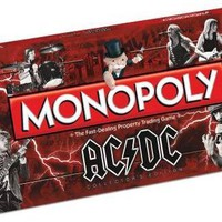 AC/DC Monopoly - Collector's Edition