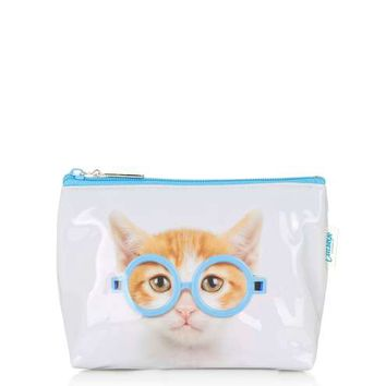Glasses Cat Small Bag - Bags & Accessories