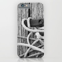 Wood Lines iPhone & iPod Case by Emilytphoto