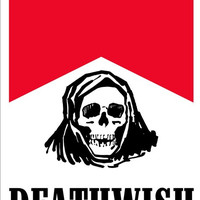 Deathwish Flavour Country Decal Single