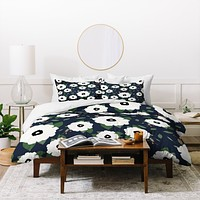 Allyson Johnson Floral Class Duvet Cover