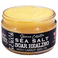 Sea Salt Scar Healing Scrub