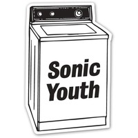 Sonic Youth Sticker