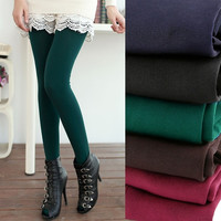 Women Comfortable Winter Warm Cotton Tights Pants Leggings Fashion Sexy 7_S = 1919628804