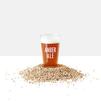 Amber Ale - 1 Gallon Beer Making Recipe Refill Kit - Brew in a Bag