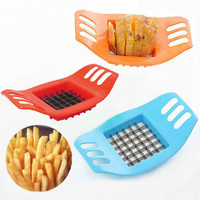 Stainless Steel Vegetable Potato Chips Chopper