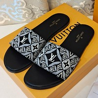 LV  New slippers in 2021 summer