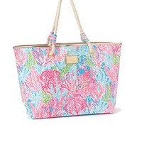FINAL SALE - Shoreline Tote - Lilly Pulitzer