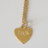 Fab Necklace
