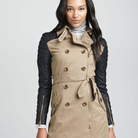 Keanu Trench Coat From W118 Walter Baker