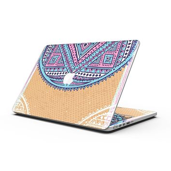 Ethnic Tribe Pattern V2 - MacBook Pro with Retina Display Full-Coverage Skin Kit