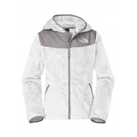 The North Face  Girls Oso Hoodie (TNF White)
