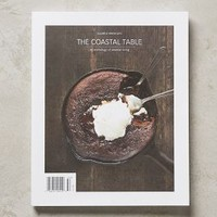 The Coastal Table: Winter Issue by Anthropologie in Winter Issue Size: One Size Books