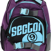 Sector 9 Persuit Backpack Purple