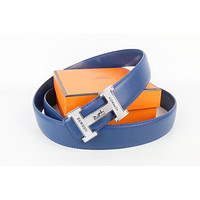 Hermes belt men's and women's casual casual style H letter fashion belt104