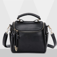 Genuine Leather Large Crossbody Shoulder HandFashion Bag Travel Fashion Bag