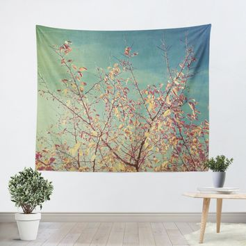 Shades of Fall Tapestry