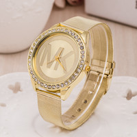 Hot Vintage Fashion Quartz Classic Watch Round Ladies Women Men wristwatch On Sales = 4673086532