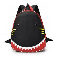 Toddler Backpack class Baby Boys Girls backpack Nylon Polyester Shark Pattern Animals Backpack Toddler School Bag  shipping #7M AT_50_3