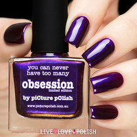 Picture Polish Obsession Nail Polish (Limited Edition Collection)