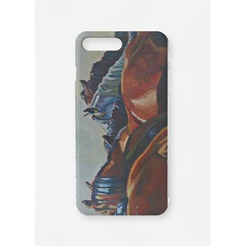 Catching Light phone case