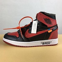 Air Jordan 1 ¡°black red 36-47