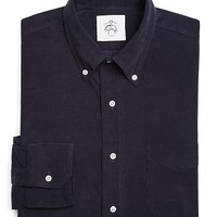CORDUROY SHIRT - Brooks Brothers