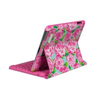 Lilly Pulitzer - Keyboard Case for iPad - First Impression