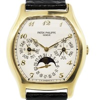 Patek Philippe Perpetual Calendar automatic-self-wind mens Watch 5040J (Certified Pre-owned)