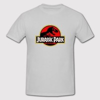 Jurassic Park Shirt, Size Medium